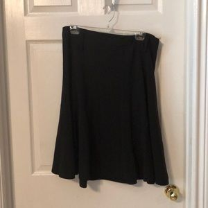 Dress Barn flirty skirt!!